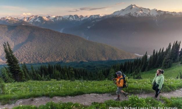 Wild Heart of the Glacier Peak Wilderness: Backpacking the Spider Gap-Buck Creek Pass Loop