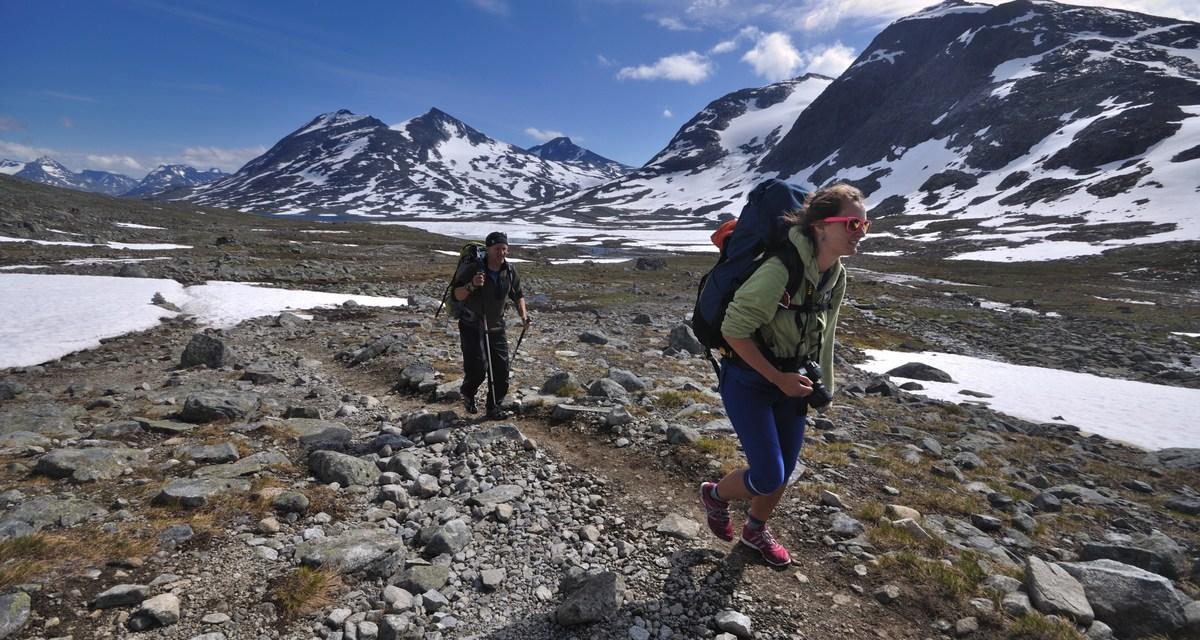 Photo Gallery: Trekking Norway's Jotunheimen National Park