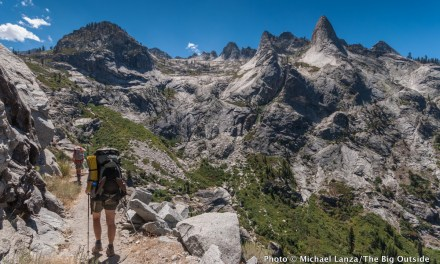 Heavy Lifting: Backpacking Sequoia National Park