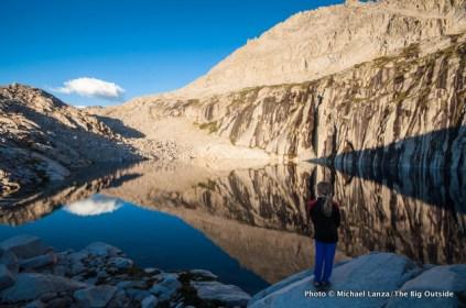 Precipice Lake, Sequoia N.P.