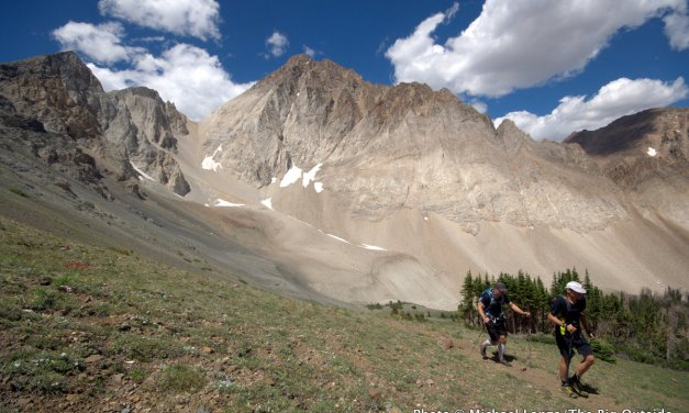 Head in the Clouds: Hiking In Idaho's White Cloud Mountains