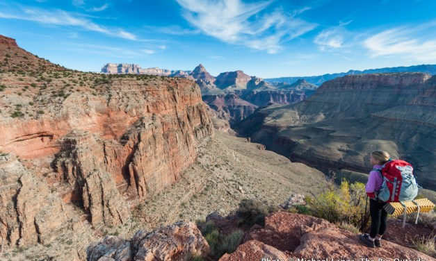 Ask Me: What Backpacking Trips Do You Suggest In the Grand Canyon and Southern Utah?