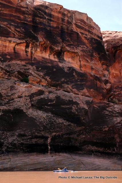 Green River, Canyonlands National Park.