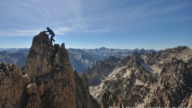 Photo Gallery: Hiking and Backpacking Idaho's Sawtooth Mountains