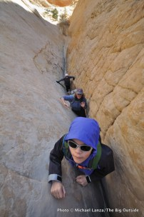 Plunging Into Solitude in Capitol Reef National Park