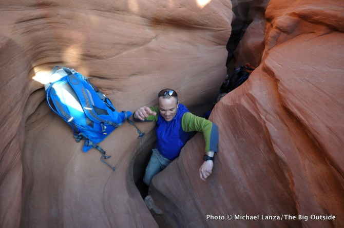 Peek-a-Boo Gulch, Grand Staircase-Escalante National Monument, Utah.