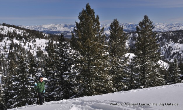 One Photo, One Story: A Child's First Time Skiing Wild Snow