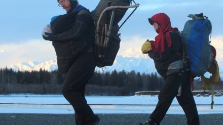 Extreme Parenting: Babes in the Wilderness