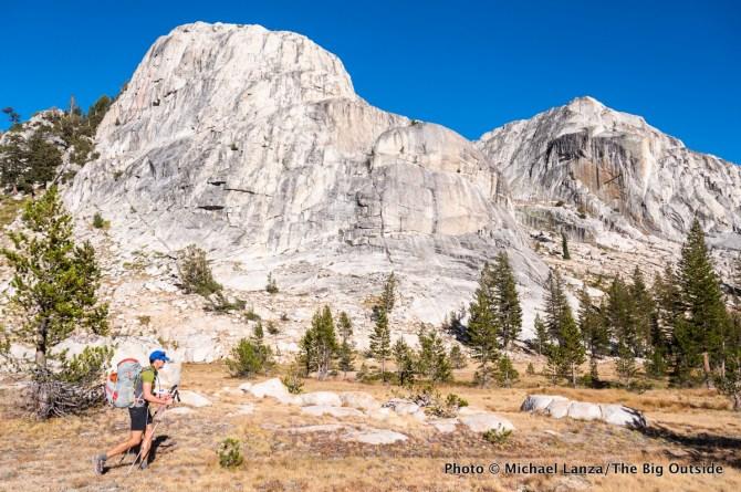 Kerrick Canyon, Yosemite National Park.