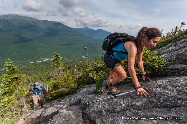 Wildcat Ridge Trail, New Hampshire, White Mountains