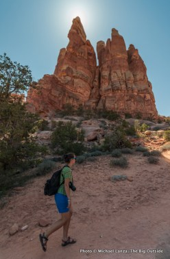 Chesler Park Trail, Needles District