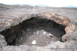 Indian Tunnel, Craters of the Moon.
