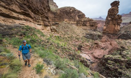 One Photo, One Story: A 25-Mile Dayhike in the Grand Canyon