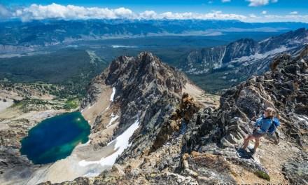 One Photo, One Story: Hiking Thompson Peak in Idaho's Sawtooth Mountains