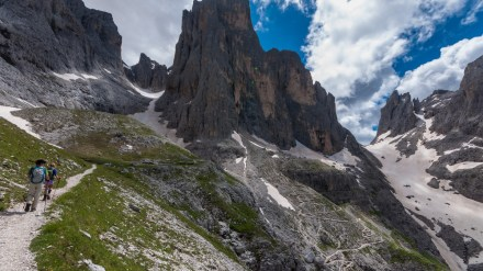 'The World's Most Beautiful Trail:' Trekking the Alta Via 2 in Italy's Dolomites