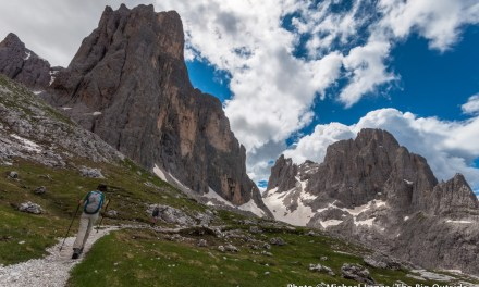 My 25 Most Scenic Days of Hiking Ever