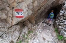 Trail 702, Paneveggio-Pale di San Martino Nature Park.