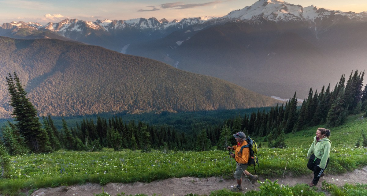 Great Trip: The Glacier Peak Wilderness