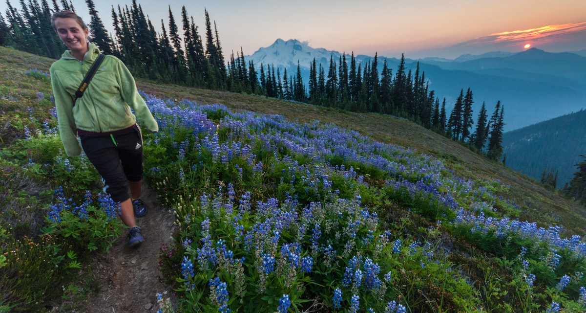 Ask Me: Where's Best For Backpacking Photos, Glacier, Tetons, Rocky Mountain, or Cascades?