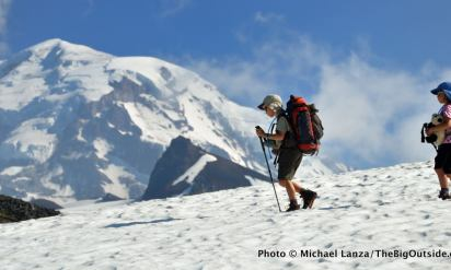 Video: Backpacking Mount Rainier National Park