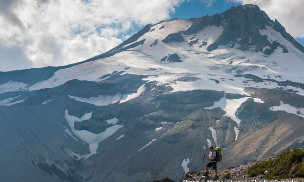 Full of Surprises: Backpacking Mount Hood's Timberline Trail