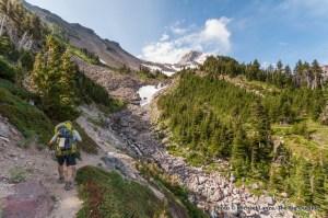 Timberline Trail, Mount Hood.