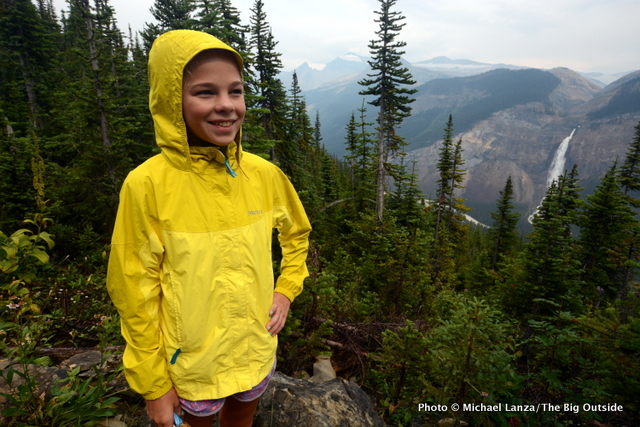 Marmot Girl's PreCip Jacket