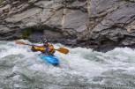 Jeff in Cliffside Rapid.