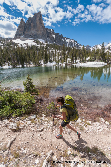 """Shop smartly. Read my """"5 Things to Know Before Buying Backpacking Gear."""""""