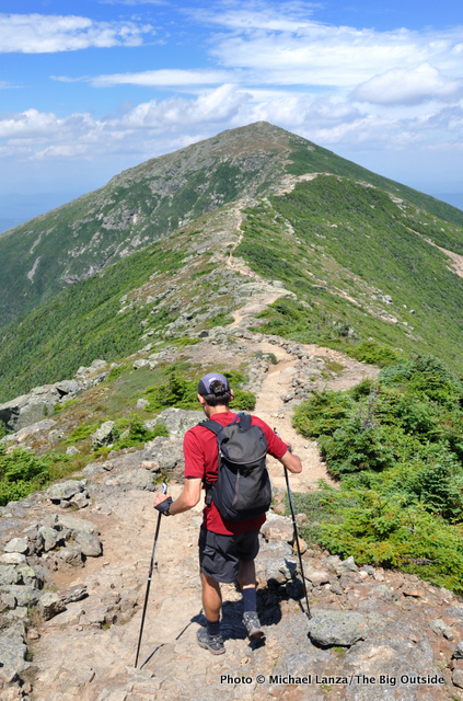10 Tricks For Making Hiking and Backpacking Easier.