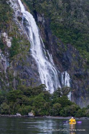 Lady Bowen Falls, Milford Sound.