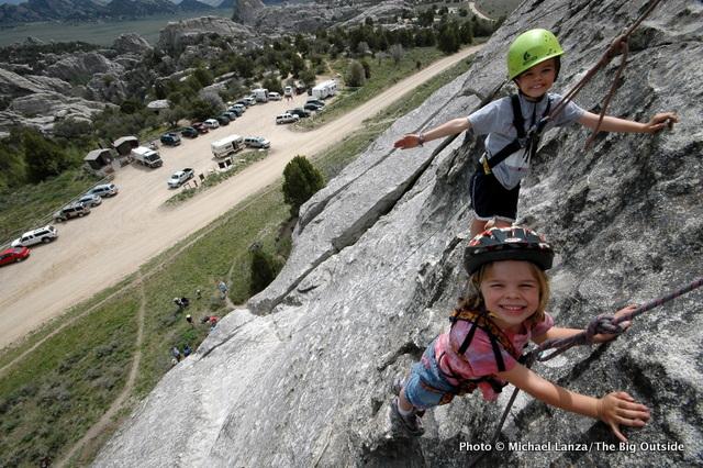 10 Tips For Raising Outdoors-Loving Kids.
