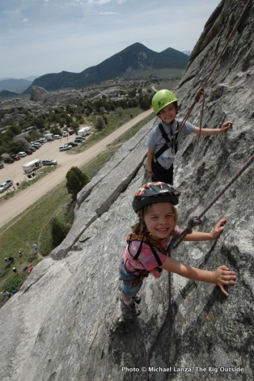 10 Tips For Raising Outdoors-Loving Kids.