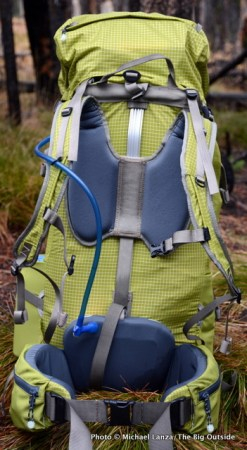 Exped Thunder 50 harness