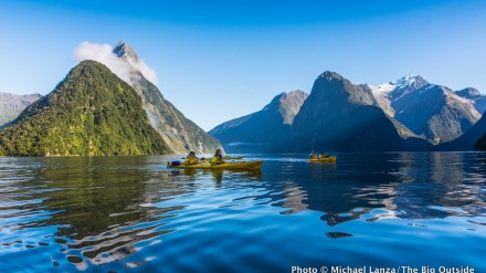 Photo Gallery: Sea Kayaking New Zealand's Milford Sound