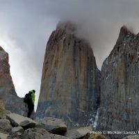 Torres del Paine National Park, Patagonia region, Chile.