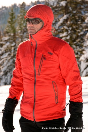 Outdoor Research Uberlayer Hooded Jacket