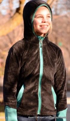 REI Salish Fleece Jacket Girls