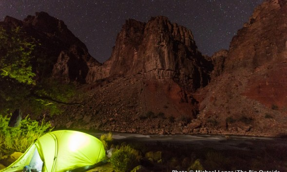 Ask Me: Can We Use a Non-Freestanding Tent in the Grand Canyon?