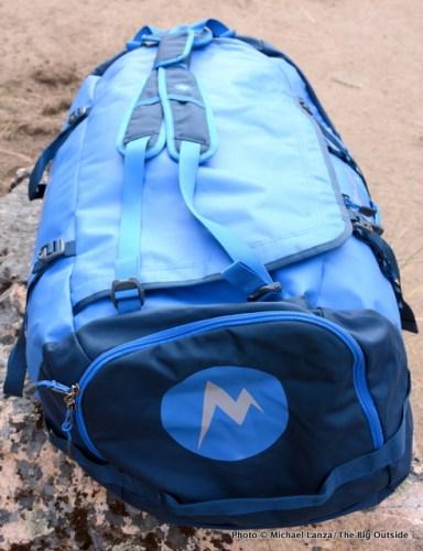Marmot Long Hauler Duffle Bag XL.