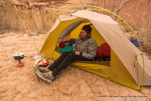 Sierra Designs Flash 2 FL & Gear Review: Sierra Designs Flash 2 FL Tent | The Big Outside