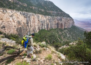 South Bass Trail, Grand Canyon.
