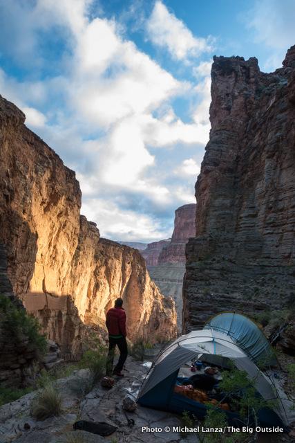 Below Royal Arch, Grand Canyon.