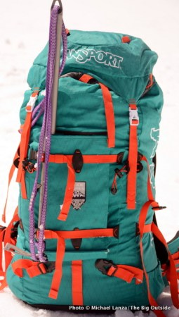 Jansport Tahoma climbing pack