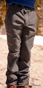 Patagonia men's Simul Alpine Pants.
