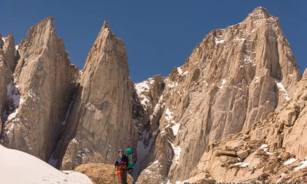 Review: Gear For Climbing Mount Whitney