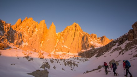 Roof of the High Sierra: A Father-Son Climb of Mount Whitney