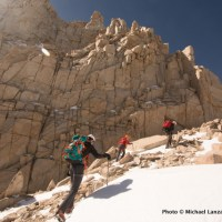 Mountaineers Route, Mount Whitney.