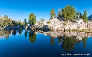 Unnamed tarn, Big Boulder Lakes.
