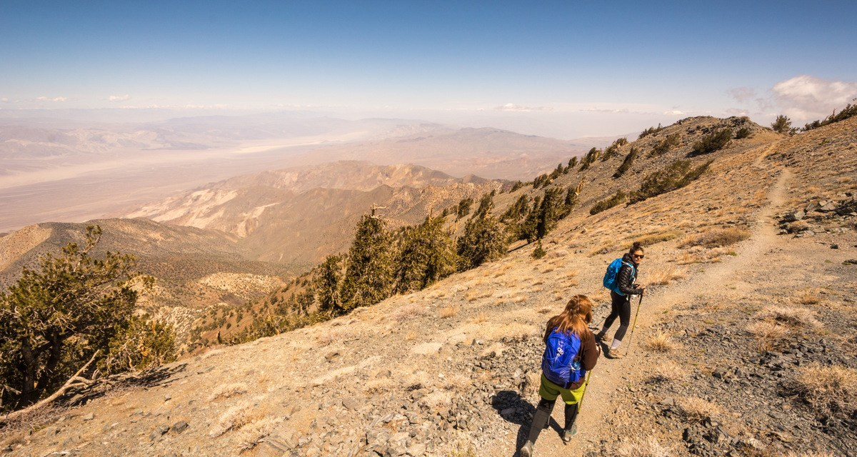 3-Minute Read: Hiking in Death Valley National Park